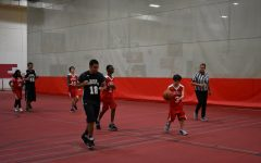 Special Olympics basketball competes against D99 Hoops