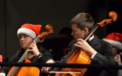 Music students perform at annual winter concert