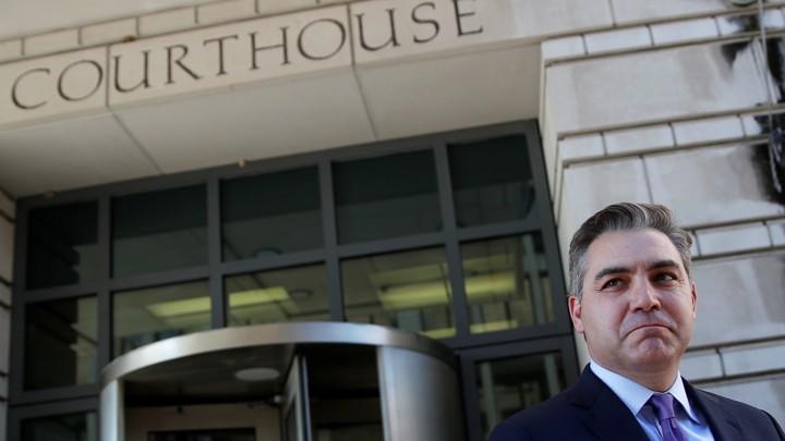 U.S. District Judge Timothy J. Kelly temporarily restored Jim Acosta's press credentials on Nov. 16.