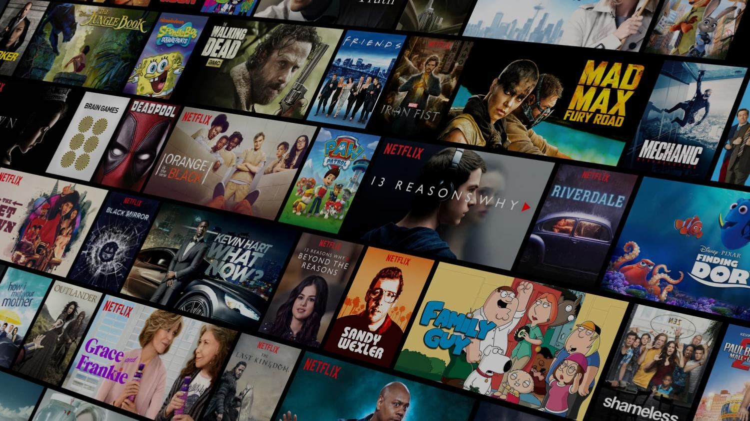 In addition to cable TV shows, Netflix has released numerous original shows and movies perfect for students to stream while avoiding the cold winter weather.