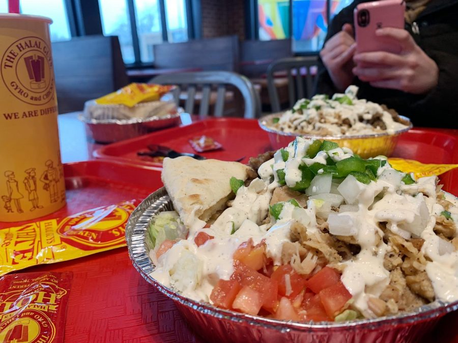 The platter comes in two different sizes and is great after school meal option for being filling, affordable, and premium quality.