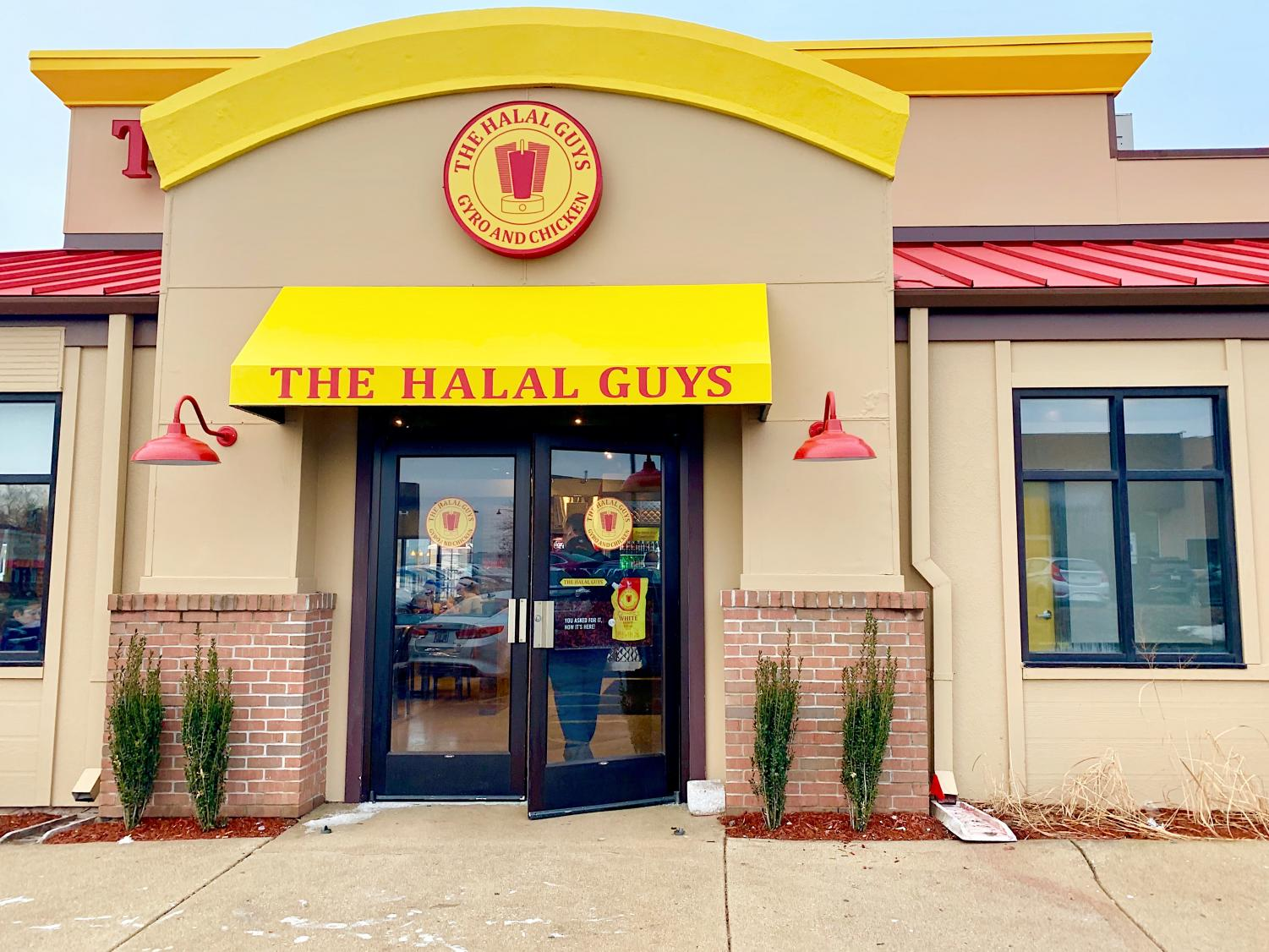 On Monday, Feb. 4, The Halal Guys opened up a new location that's just a 10 minute drive from the school.