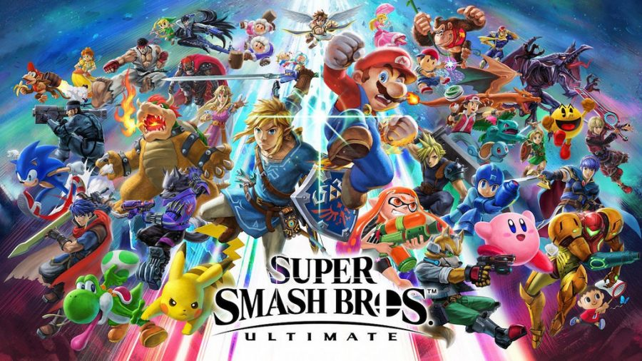 The+newest+installment+of+Smash+Brothers+hit+the+market+in+December+and+has+pleased+many+gamers.+