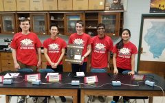 Scholastic Bowl varsity team wins sectionals