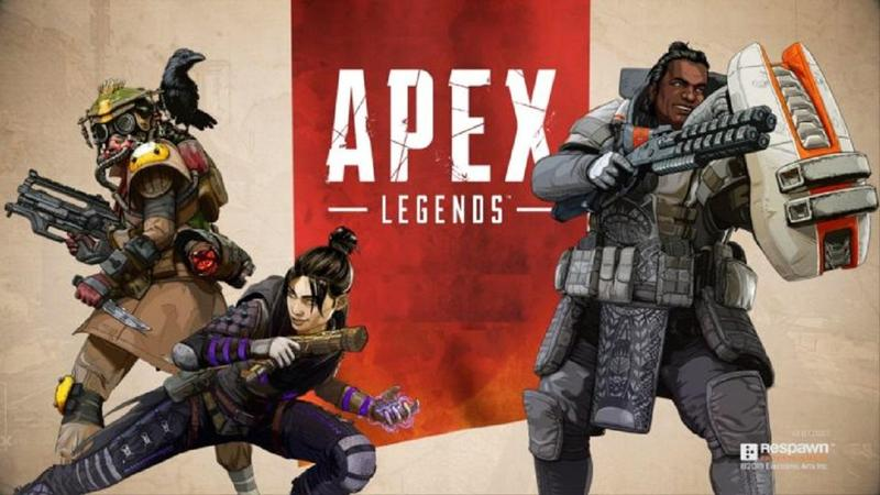 Released+on+Monday%2C+Feb.+4%2C+Apex+Legends+is+the+latest+addition+to+the+battle+royale+genre+of+video+games.+