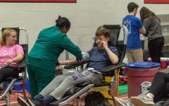 National Honors Society hosts blood drive