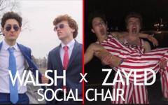 Anthony Zayed and Brennan Walsh
