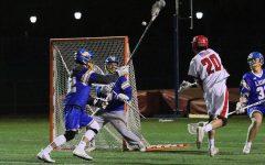 Boys varsity lacrosse loses to LT