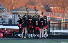 On Tuesday, April 23, the Girls varsity Lacrosse Team defeated LTHS, 17-7.