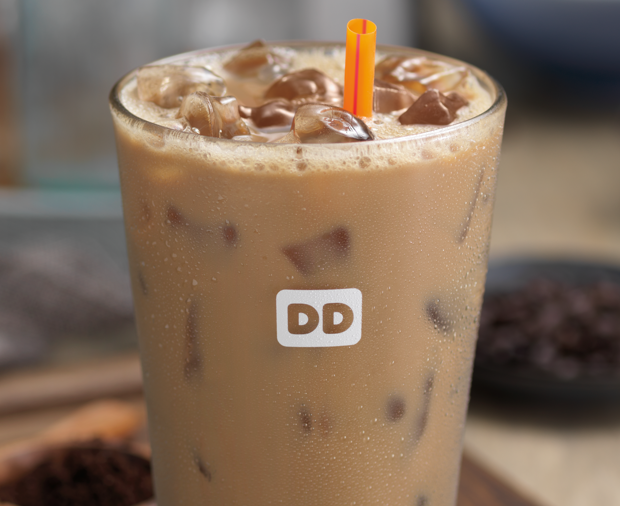 Freshly brewed and full of flavor, Dunkin Donuts Iced Coffee wakes you up and gets you ready to go.