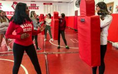 Group fitness classes begin self defense unit