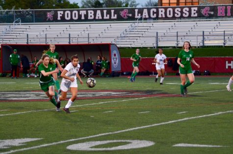 Girls soccer seasons ends with a loss to York