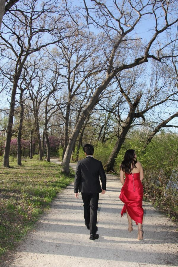 The only reasonable option when it comes to Prom photos is hiring a professional photographer.