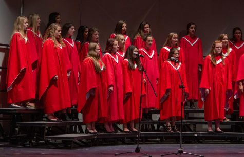 Gallery: Choir Spring Concert