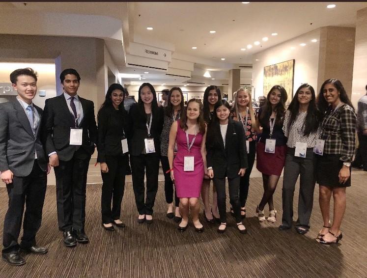 BPA National Leadership Conference was held from May 1-5.
