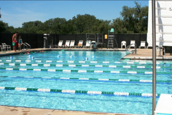 Many high schoolers work as lifeguards at pools, such as Salt Creek Club.