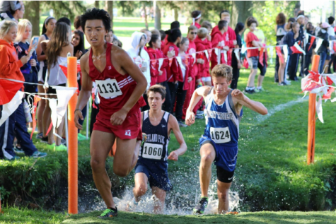 Boys cross country travels to Indiana for Nike regionals meet