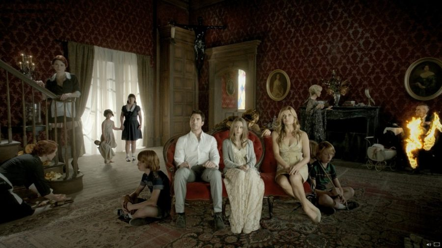 Murder House was the first season of the critically acclaimed TV series American Horror Story.