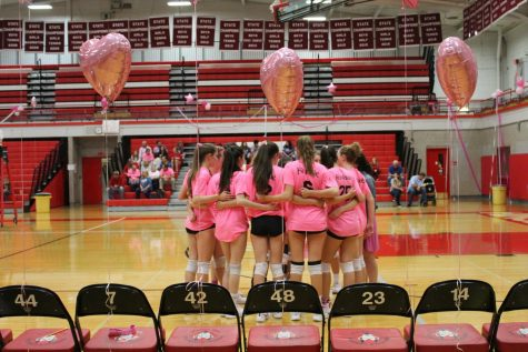 "Central hosts ""Volley For A Cure"" fundraiser"