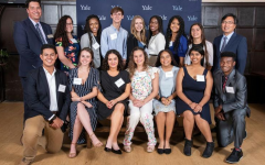 From Student to Yale Bassett Award Winner