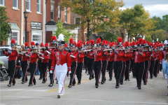 Central's band sets the tempo for middle schoolers at Bandamonium
