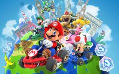 Nintendo released 'Mario Kart Tour
