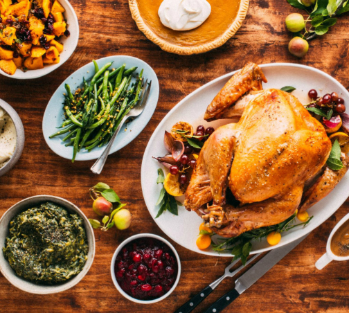 To make the most out of your Thanksgiving dinner, follow the recipes below for an unforgettable holiday.