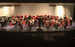 Orchestras close out the fall with concert