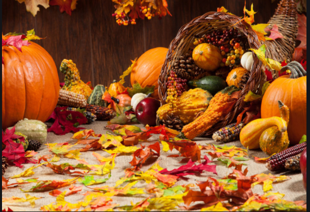 Thanksgiving for many people is spending time with their family and being thankful for what they have.