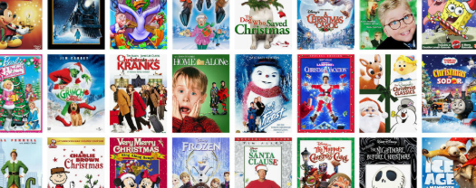 Listed here are the top five Christmas movies you should watch this holiday season.