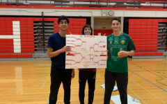 Peer Leadership Spikeball Tournament serves up a win