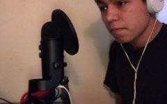 Sophomore pursues musical talents