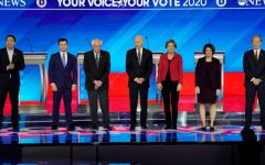 Students weigh in on Democratic presidential candidates