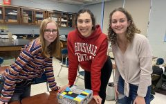 Women In Engineering helps girls explore the S.T.E.M field
