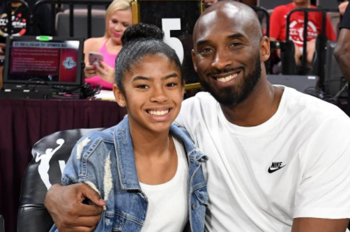 Bryant and his 13 year-old daughter, Gianna, were en route to a youth girls' basketball game when the helicopter crashed.