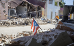 The United States fails to aid Puerto Rico after natural disaster strikes