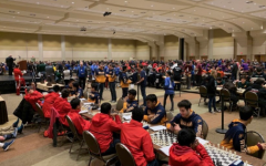 Chess team bring home eighth place in state