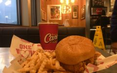Raising Cane's opens in Westmont