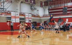 Girls' basketball faces off against LT