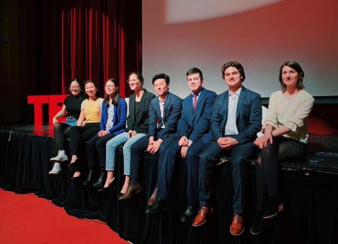 On Saturday, March 7 from 1:30 p.m. to 5:30 p.m., Central's auditorium hosted a student-run TEDx event, an independently organized TED Talk.