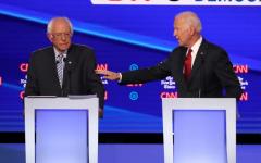 Battleground: Democratic presidential candidate