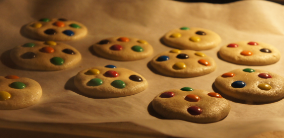 Baking is one of the many activities to do when you're bored at home and want to kill time.