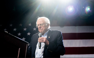 Senator Bernie Sanders announces his withdrawal from the 2020 race for the White House.