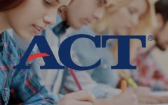 Although now is the time most juniors start taking the ACT, they are being encouraged to hold off so that seniors can secure a spot early enough for college application deadlines.