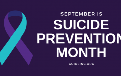 September is National Suicide Prevention Month, during which mental health organizations aim to raise awareness regarding depression and suicide.