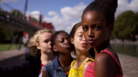 "11 year-old girls are overly-sexualized in the newly released film ""Cuties."""