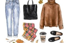 Cozy up to these fall fashion tips for a stylish and comfortable autumn.