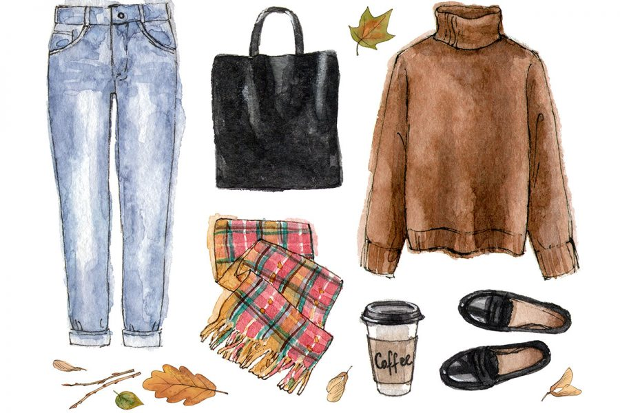 Cozy+up+to+these+fall+fashion+tips+for+a+stylish+and+comfortable+autumn.+