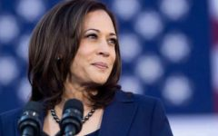 Vice President Elect Kamala Harris after President Elect Joseph R Biden announced her as his running mate.