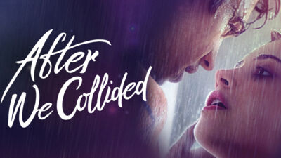 "The official cover of the ""After We Collided,"" directed by Roger Kumble, the sequel of ""After."""